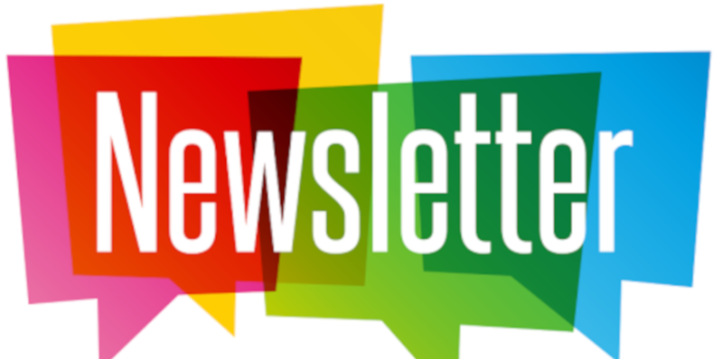 WEEKLY NEWSLETTER* Catch up with what's been happing, and what's coming up! *Read now!